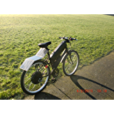 The DIY (Self - Charging) Electric bike.: How to build your own free- powered electric bike.