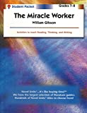 Miracle Worker - Student Packet by Novel Units, Inc.