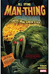 Man-Thing by R.L. Stine (Man-Thing (2017)) Kindle Edition