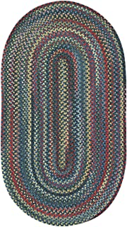 product image for Capel High Rock Multi Rug Rug Size: Concentric 3' x 5'