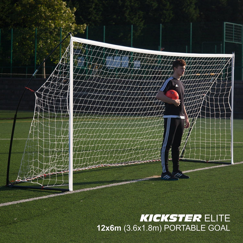 QuickPlay Kickster Elite - Porta da Calcio Professionale Quick Play Sport