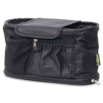 b7fe3b5260ed Universal Stroller Organizer, Best Quality Multi-Purpose Accessories Bag  with Free Shoulder Strap...