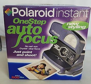 ed6f56ebabbab Polaroid P600 cámara instantánea  Amazon.es  Electrónica