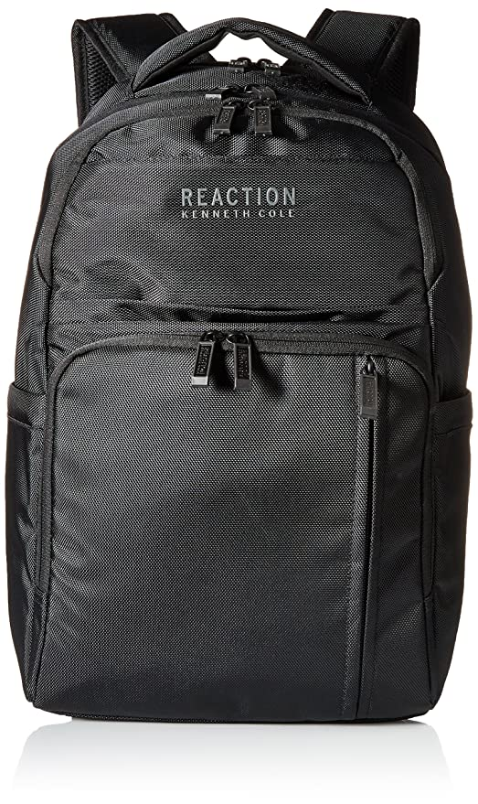 dfa84adf8df7 Kenneth Cole Reaction 1680d Poly Dual Compartment 15.6