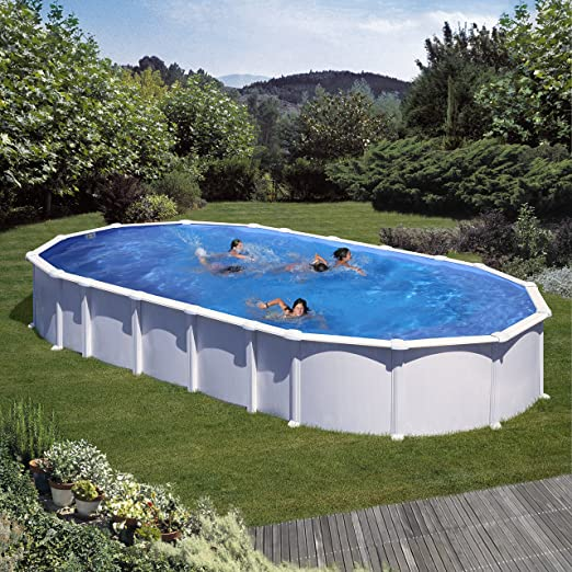 Piscina acero desmontable