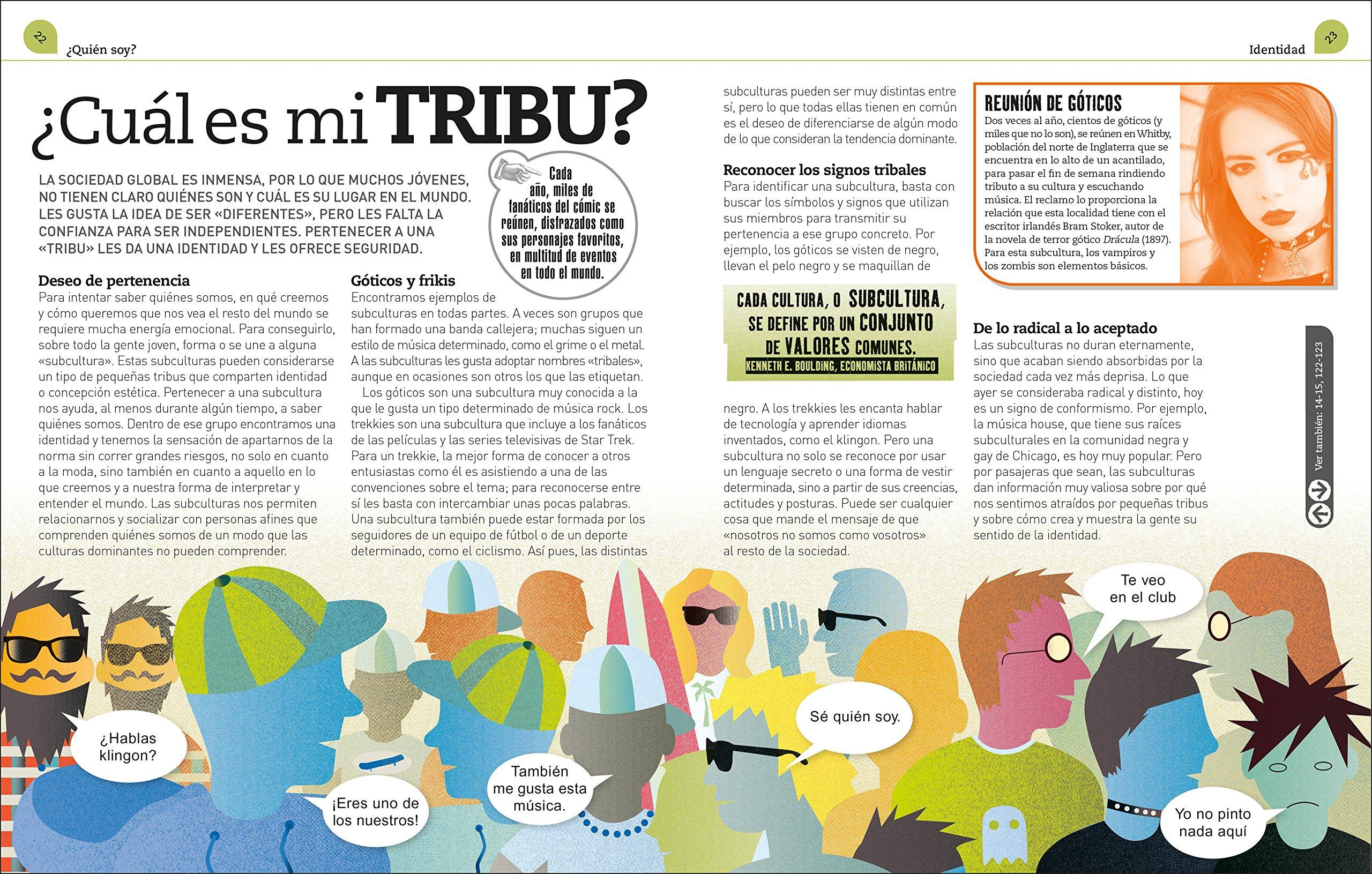 Amazon.com: Sociología para Mentes Inquietas (Heads UP) (Spanish Edition) (9781465473806): DK: Books