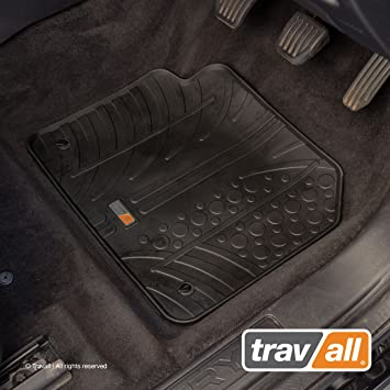 Travall Mats Trm1118r Vehicle Specific Rubber Floor Car Mats