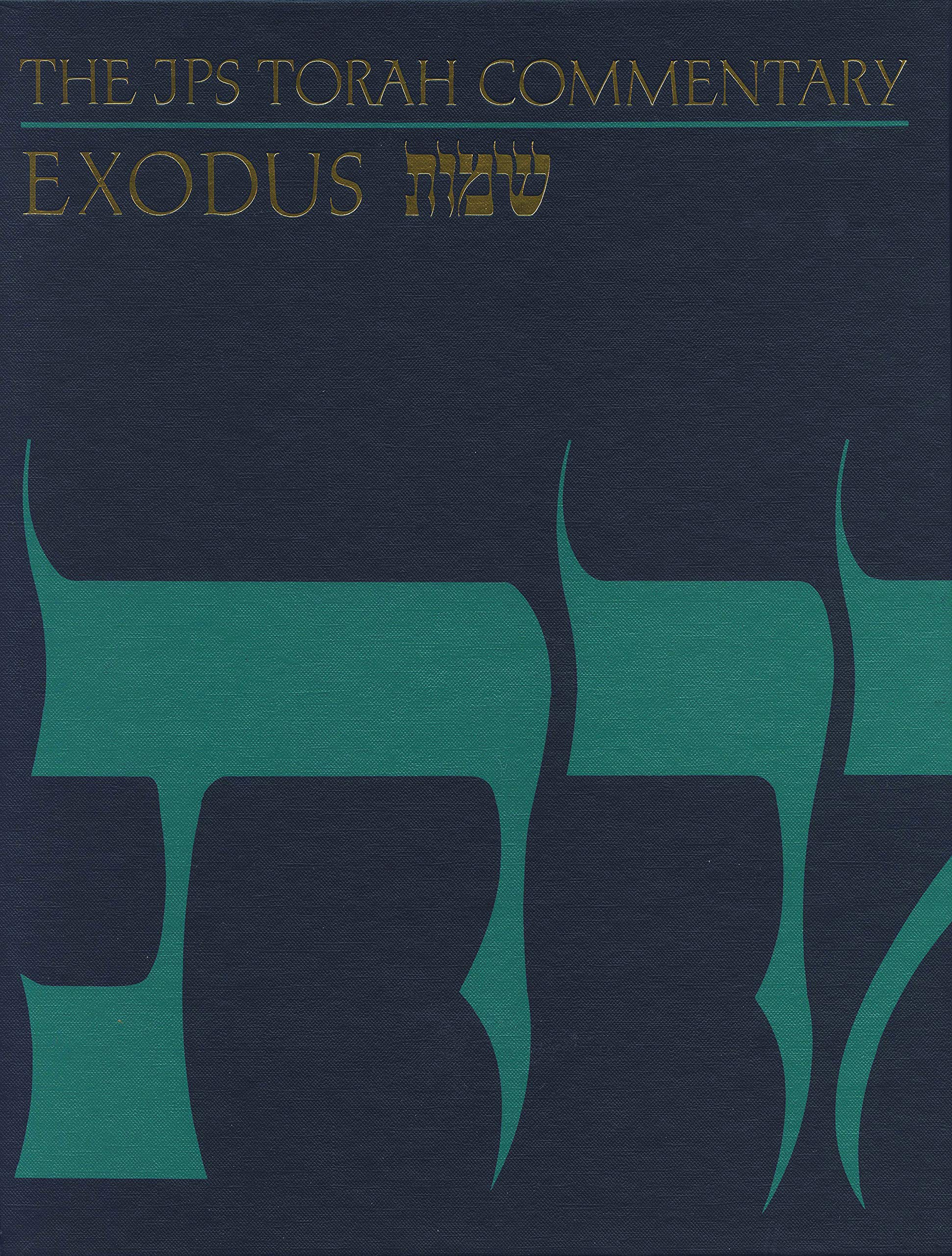 The JPS Torah Commentary: Exodus by University of Nebraska Press