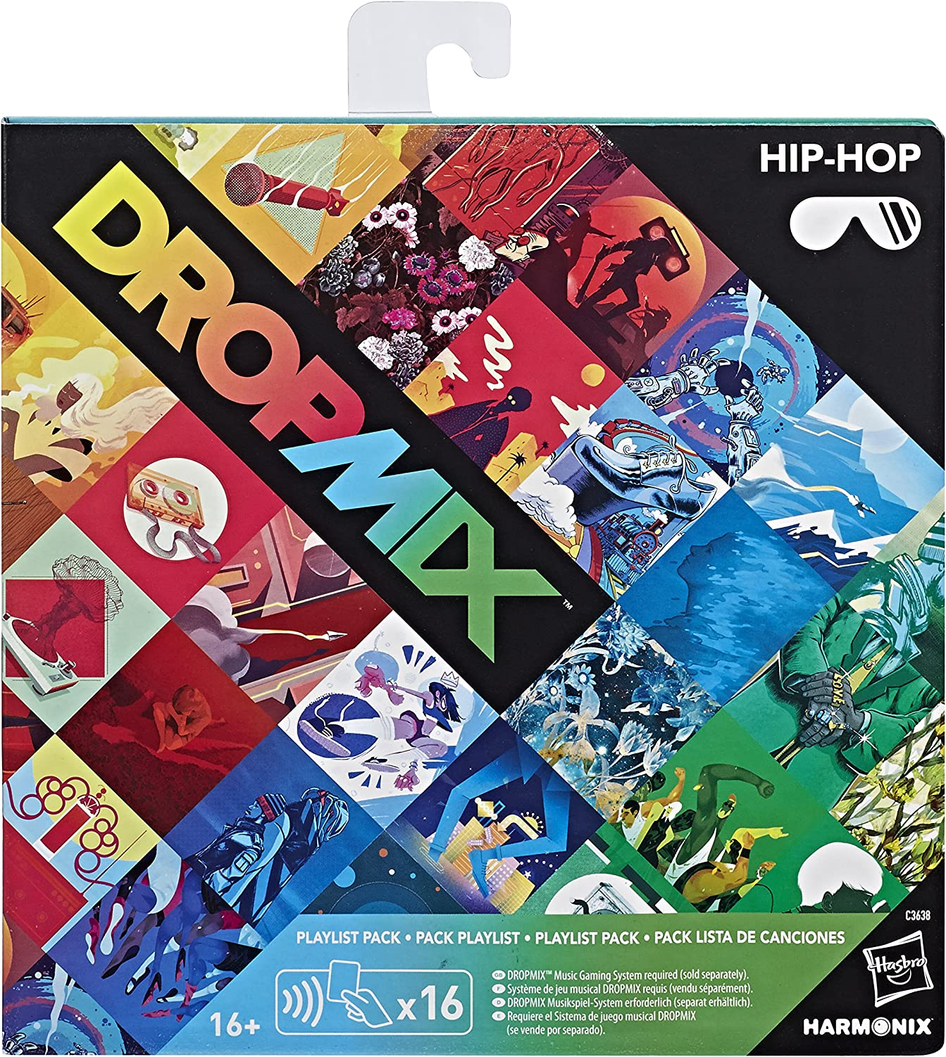 Mirrors DropMix Playlist Pack Hip-Hop