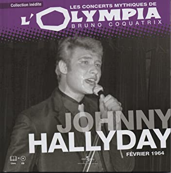Olympia Fevrier 1964 Livre Cd Ltd Edition Edition Limitee De Collection