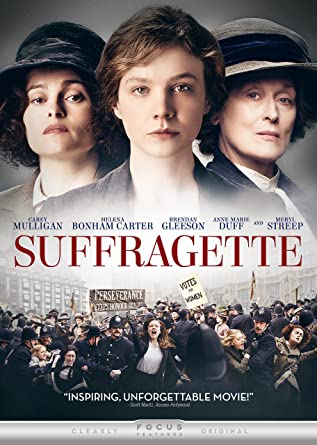 Amazon.com: Suffragette: Carey Mulligan, Helena Bonham Carter ...