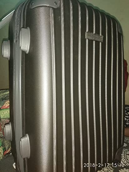 e9daa998fb Image Unavailable. Image not available for. Colour  US Polo Polycarbonate  Luggage Bag