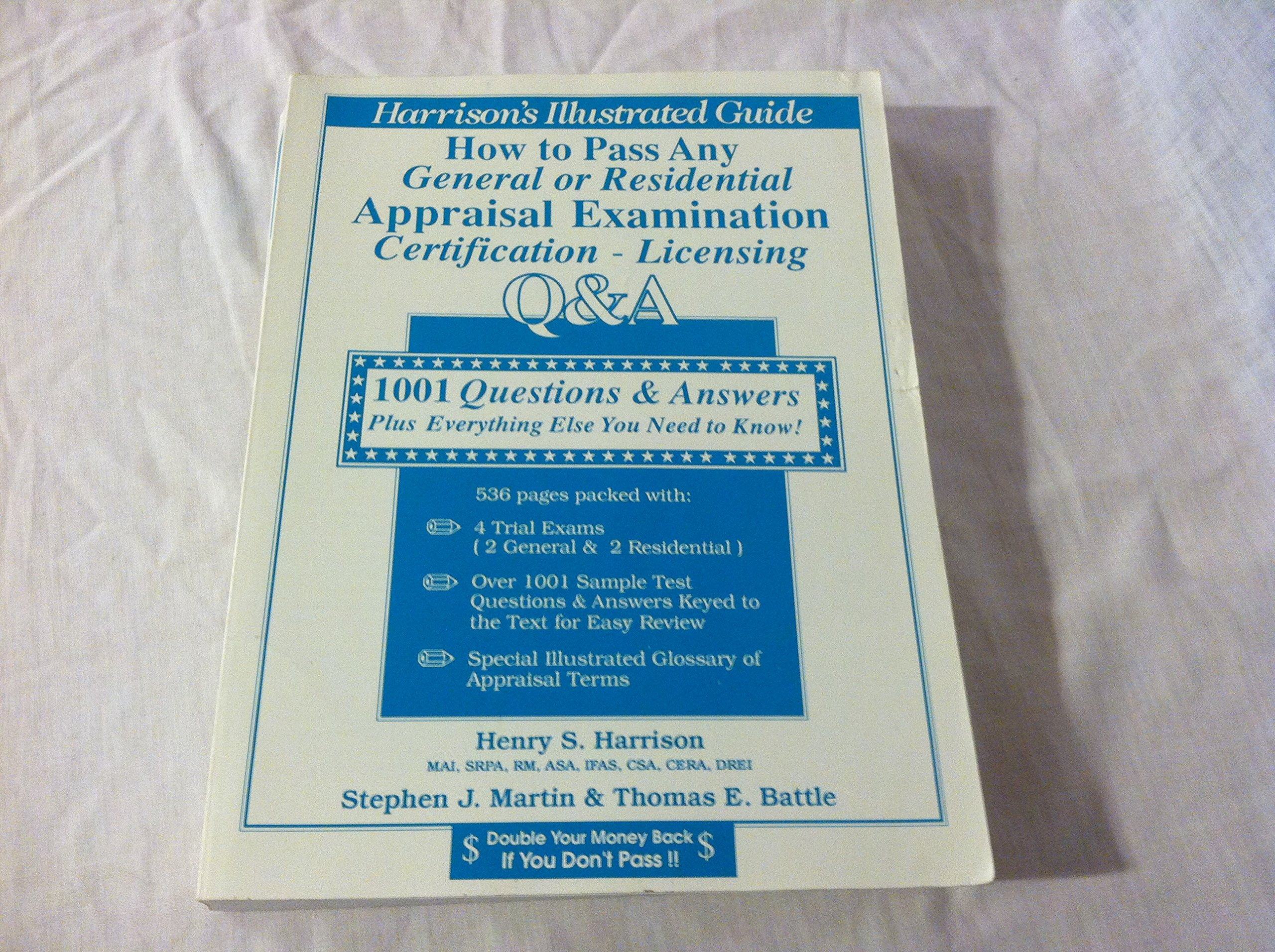 How To Pass Any General Or Residential Appraisal Examination