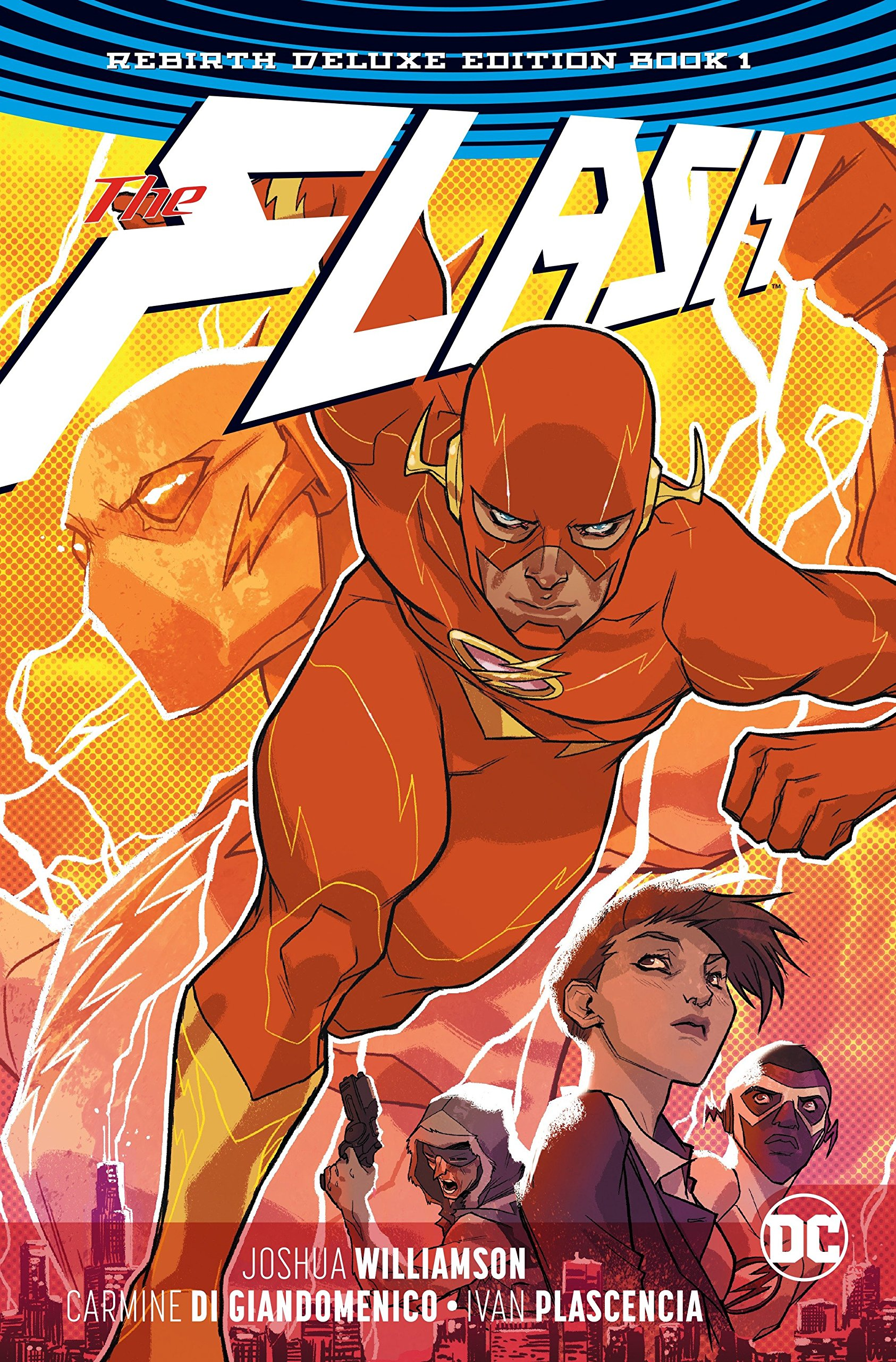 The Flash: The Rebirth Deluxe Edition Book 1 (The Flash Rebirth) pdf