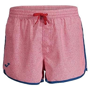 ac9bcdb90b3f Joma Sportwear Bañador Corto, Hombre, Rojo, M: Amazon.es: Ropa y ...