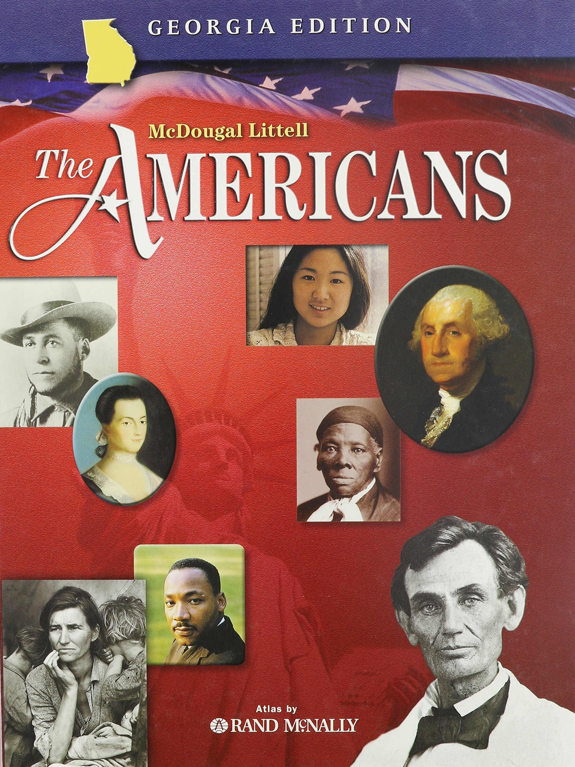 The Americans Georgia: Student Edition Grades 9-12 2006 ebook