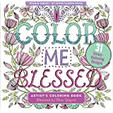 Color Me Blessed (Studio Series Artist's Coloring Book)