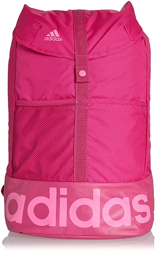 3d3e6b32f3b6 adidas Womens Linear Bag in Pink - One Size  adidas  Amazon.co.uk  Sports    Outdoors