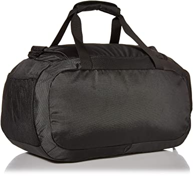 Under Armour Undeniable Duffle 4.0, Black/Silver, X-Small