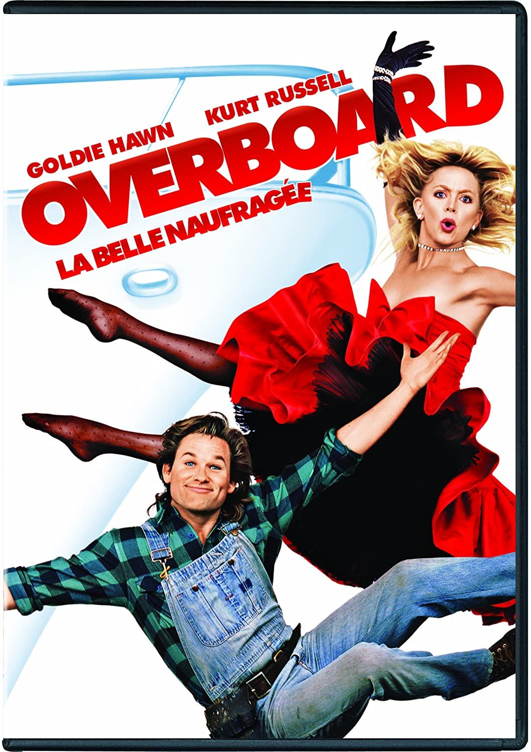 Overboard Widescreen Goldie Hawn Kurt Russell Movies Tv