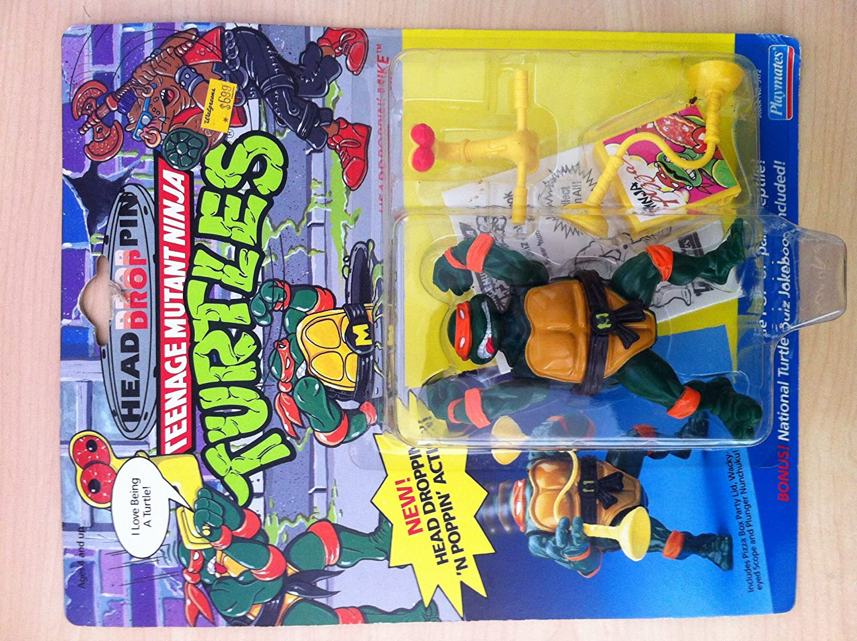 Amazon.com: head drop pin teenage mutant ninja turtles: Toys ...