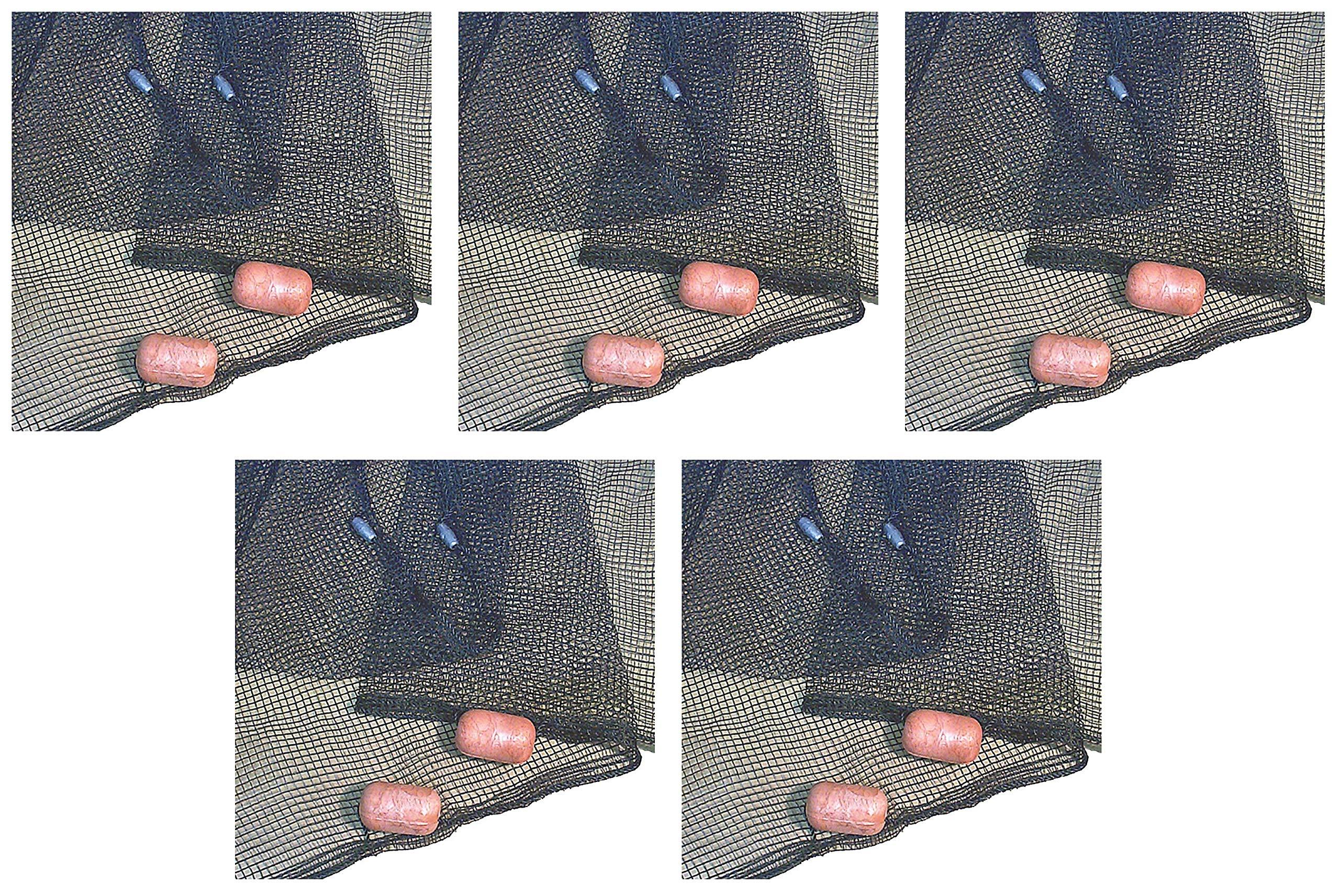 Frabill 2156 Minnow Seine 4'X 20' Net (Fіvе Расk)