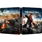 The Great Wall (Steelbook) (Blu-Ray)