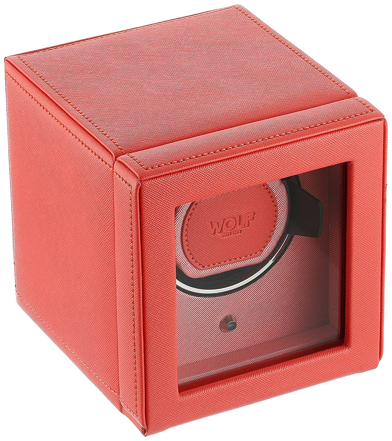Wolf Cub Winder With Cover - 461142 Coral