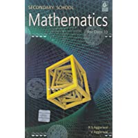 Secondary School Mathematics for Class 10 (for 2019-2020 Examination)