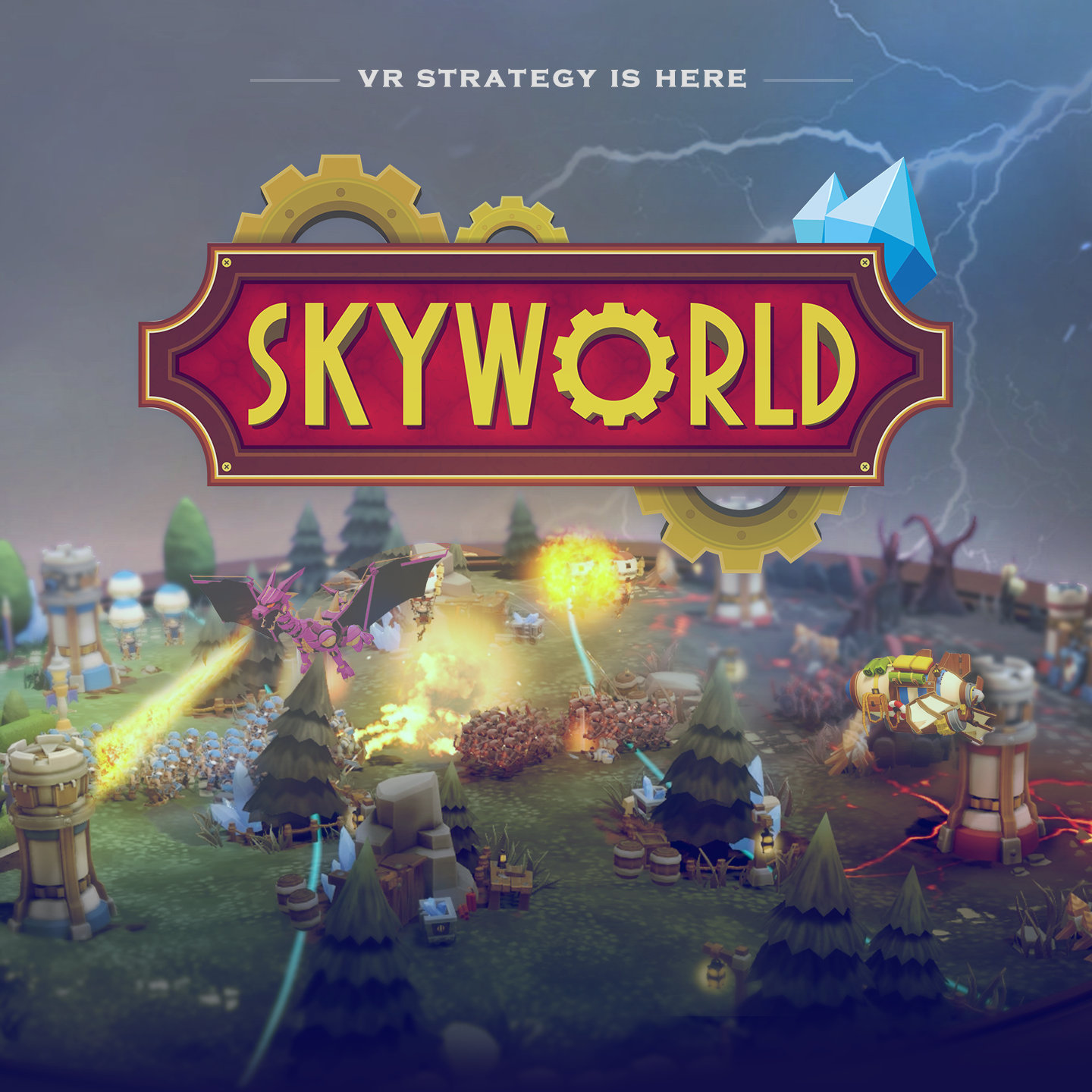 Skyworld [Online Game Code]