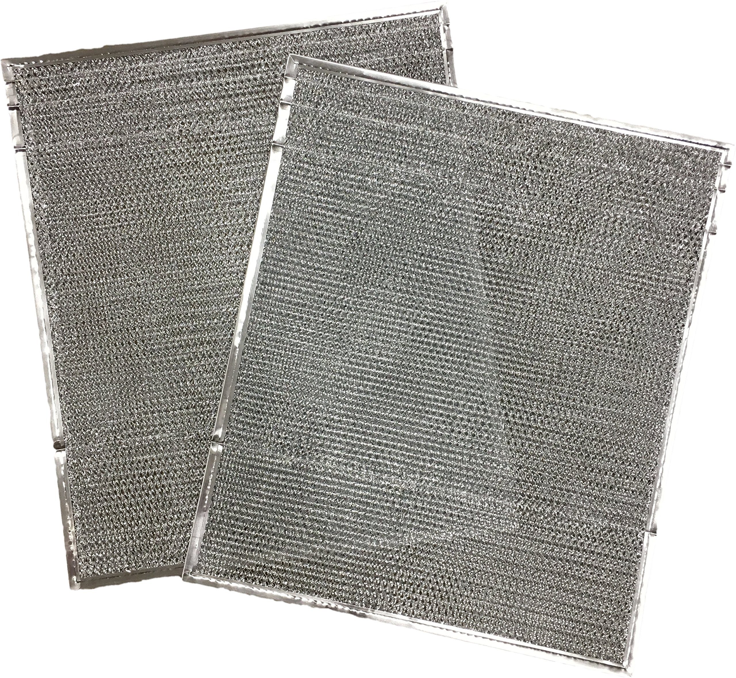 Duraflow Filtration 917763 Metal Mesh Filter, Fits Nordyne 917763 A-Coils, One Pair, 19'' H, 0.125'' W, 16'' L (Pack of 2)