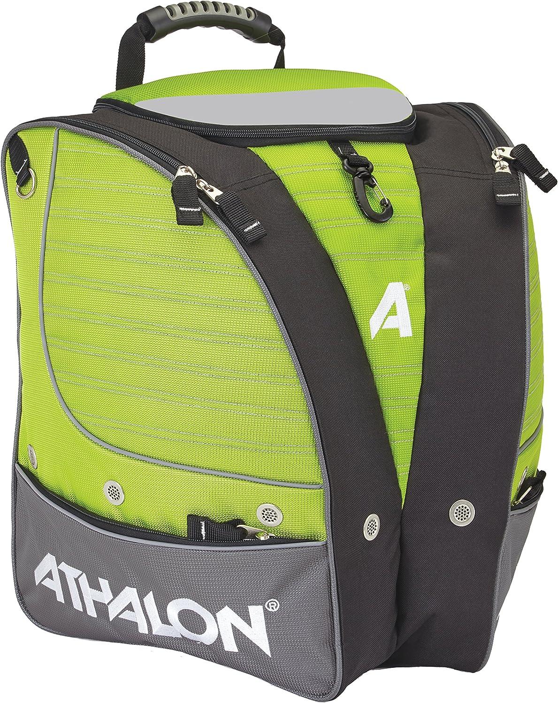 """Athalon Athalon Adult /""""Personalize-able/"""" Ski Boot Bag"""