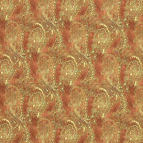 Dharma Sevilla Naranja marrón Naranja óxido marrón Beige ...