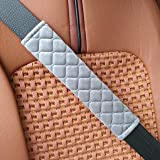 MIKAFEN Universal Car Seatbelt Pads Cover,Seat Belt