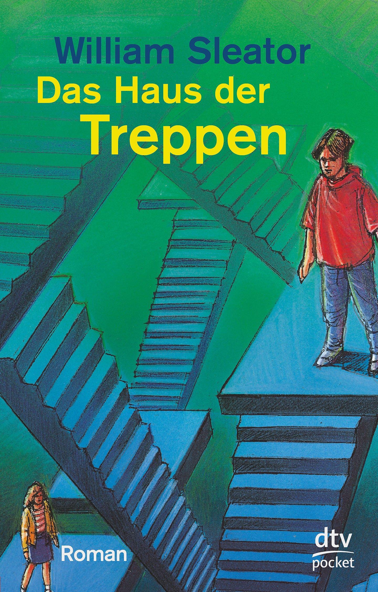Das Haus der Treppen: Fünf junge Menschen kämpfen ums Überleben ...