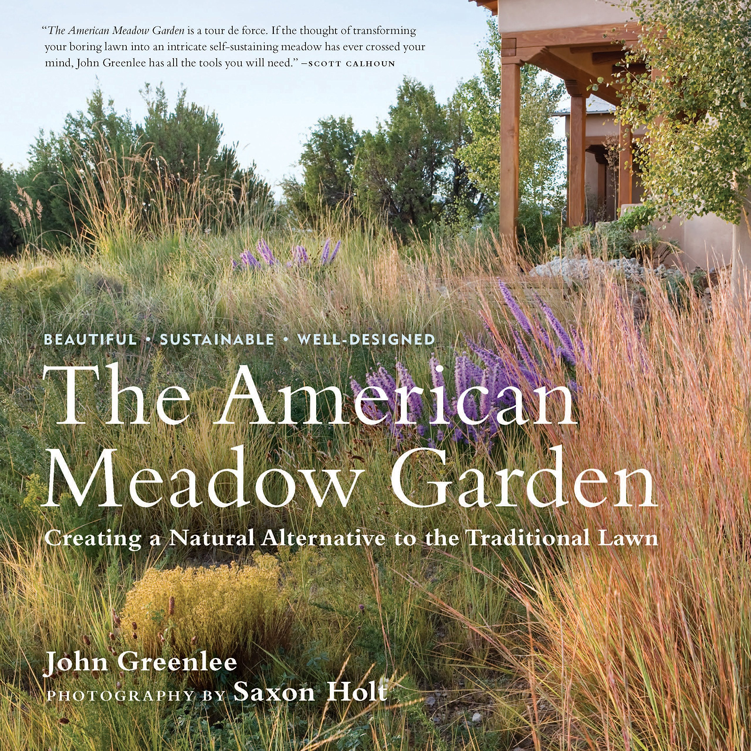 The American Meadow Garden Creating A Natural Alternative To The