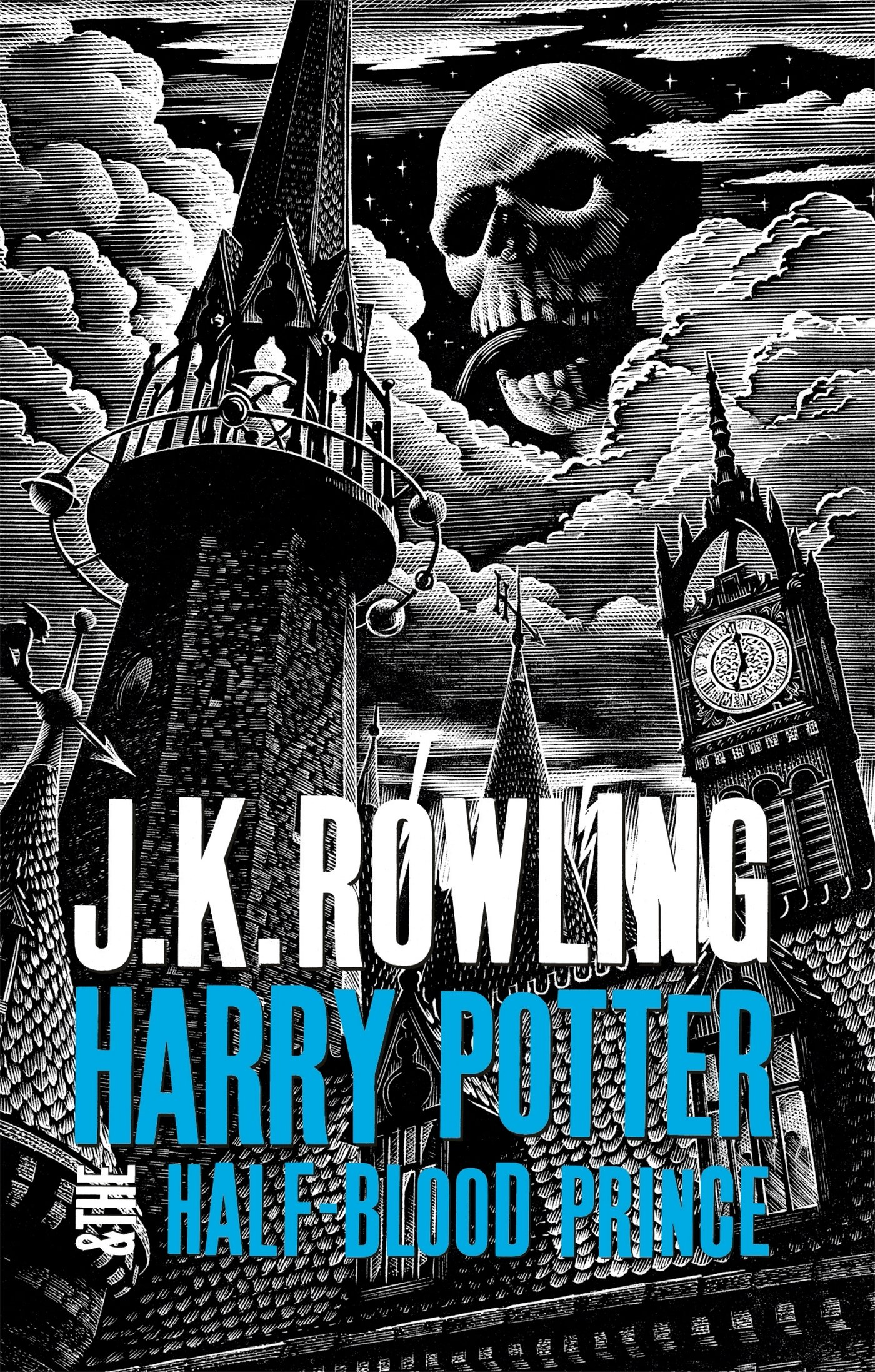Harry Potter And The Half-Blood Prince - Adult Edition Harry ...