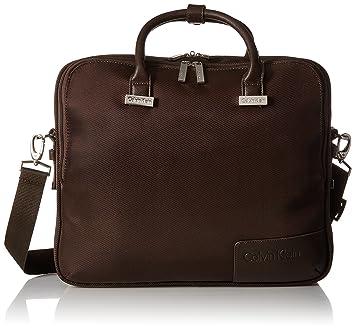 Amazon.com  Calvin Klein Dylan Laptop Case Briefcase 6a89c7435d838