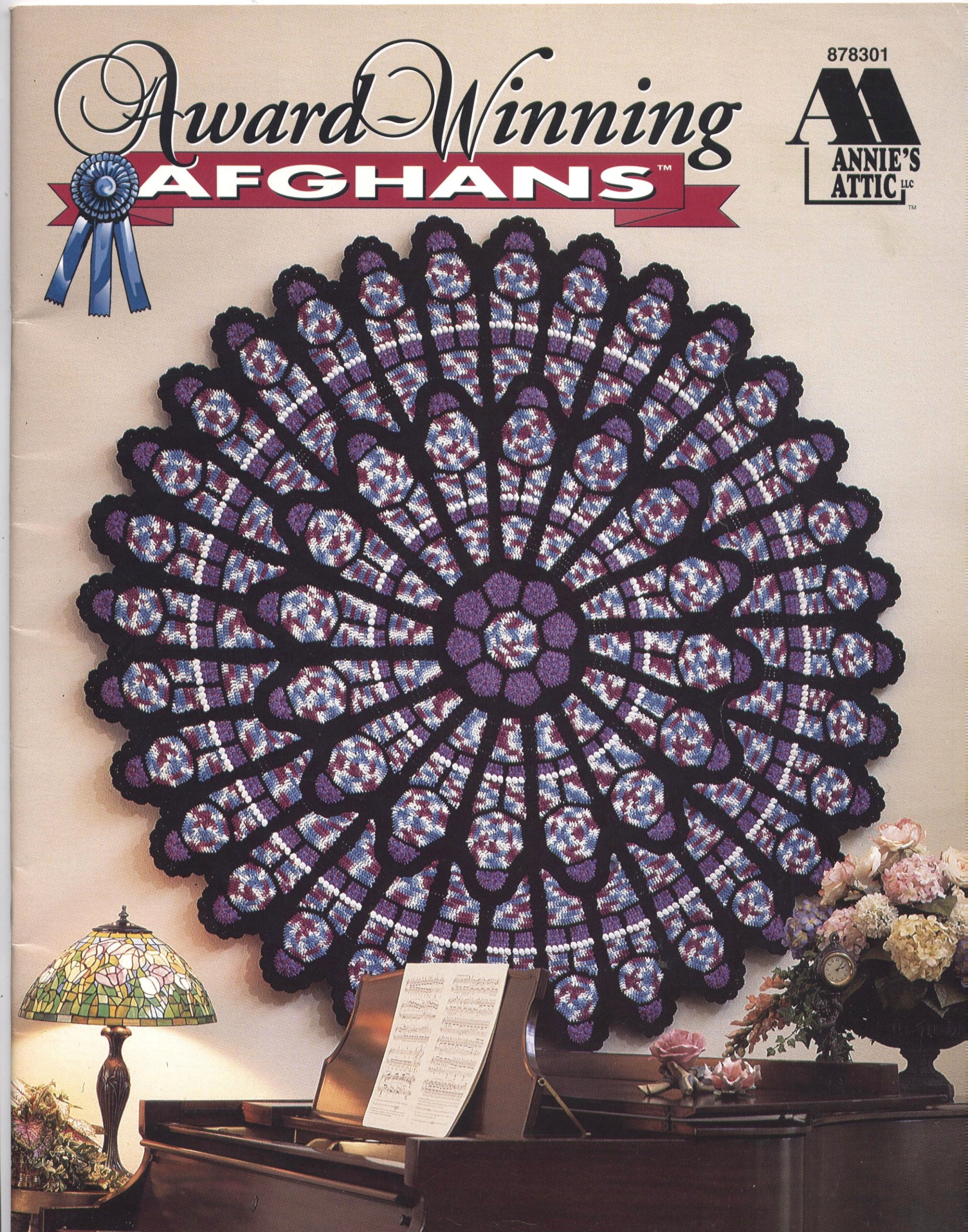 Award Winning Afghans (Annie\'s Crochet Quilt and Afghan Club, 878301 ...