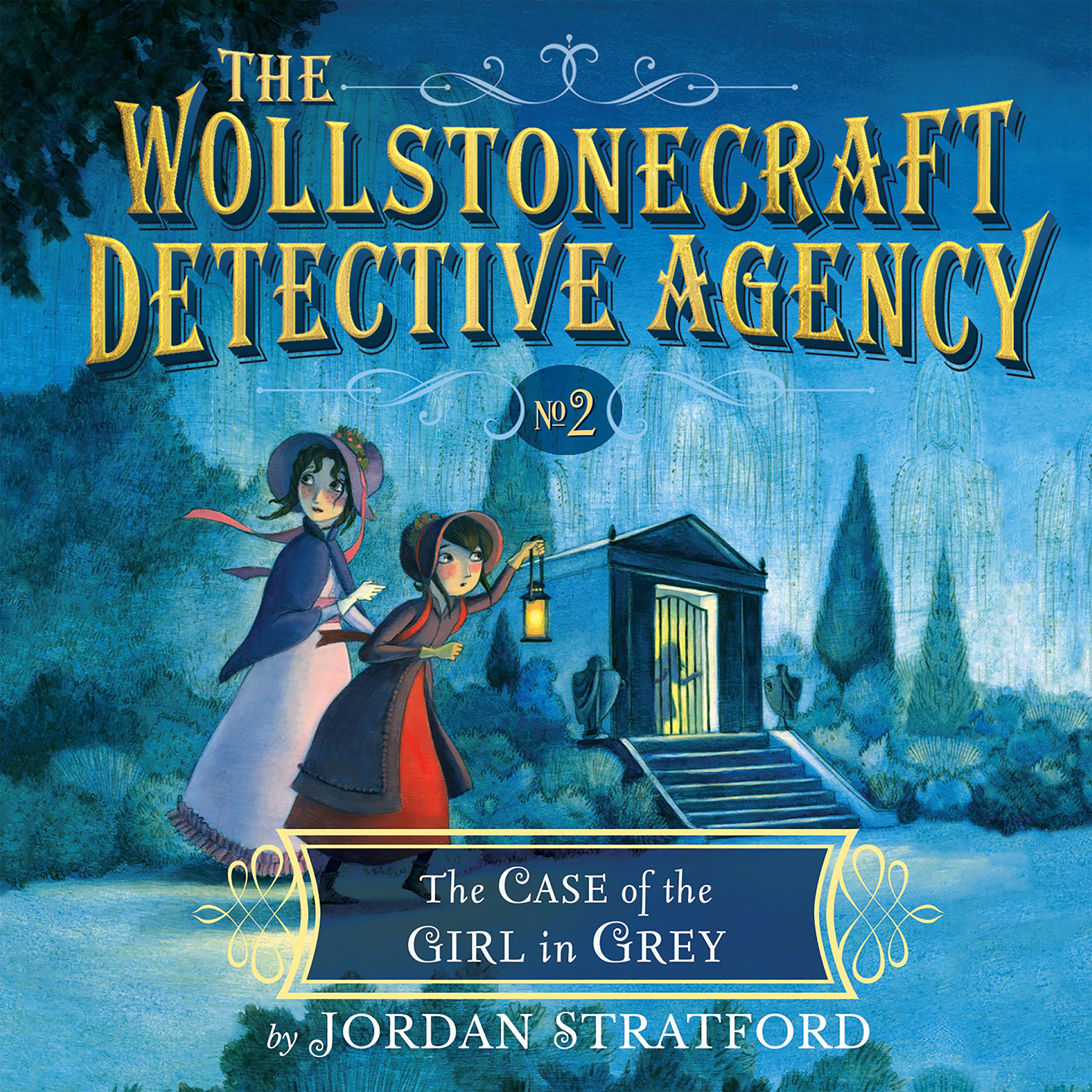 The Case of the Girl in Grey (Wollstonecraft Detective Agency)