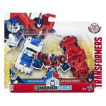 Transformers C0629EL3 - Figura de primestrong con diseño de Robots ...