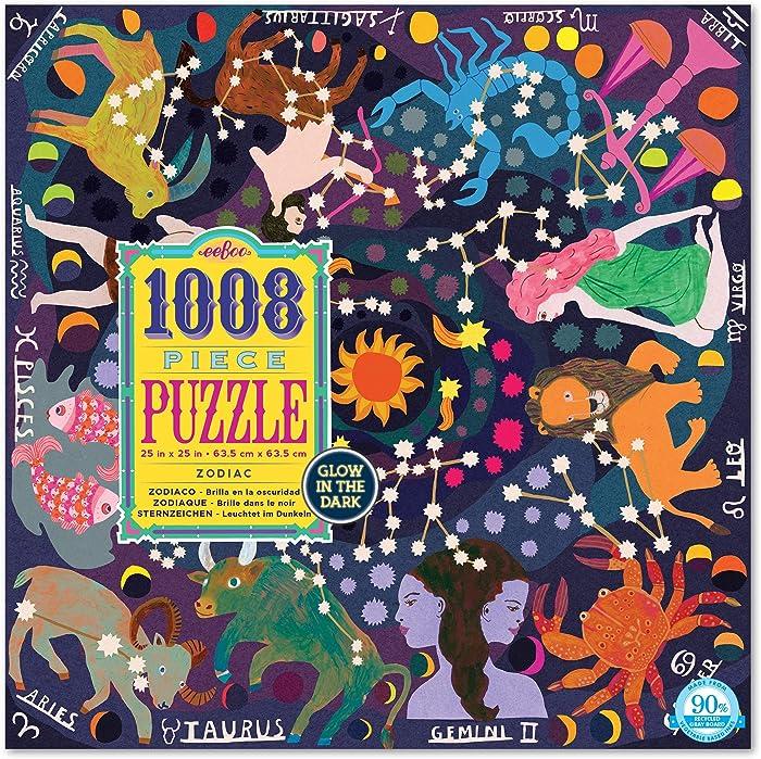 Top 8 Secret Garden Puzzles For Adults 1000 Piece