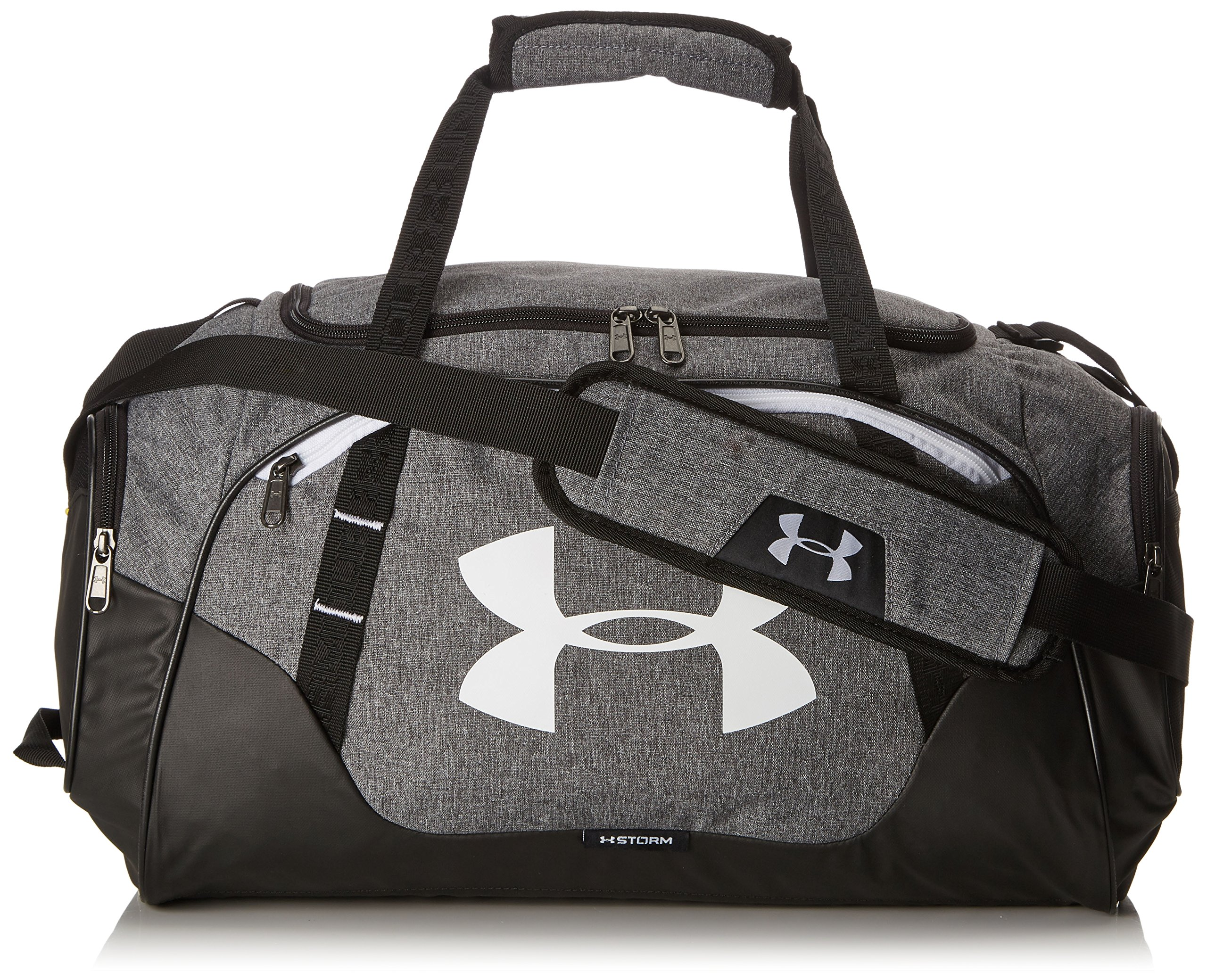 Under Armour Unisex 3.0 innegable Duffel Bag, color gris, pequeña