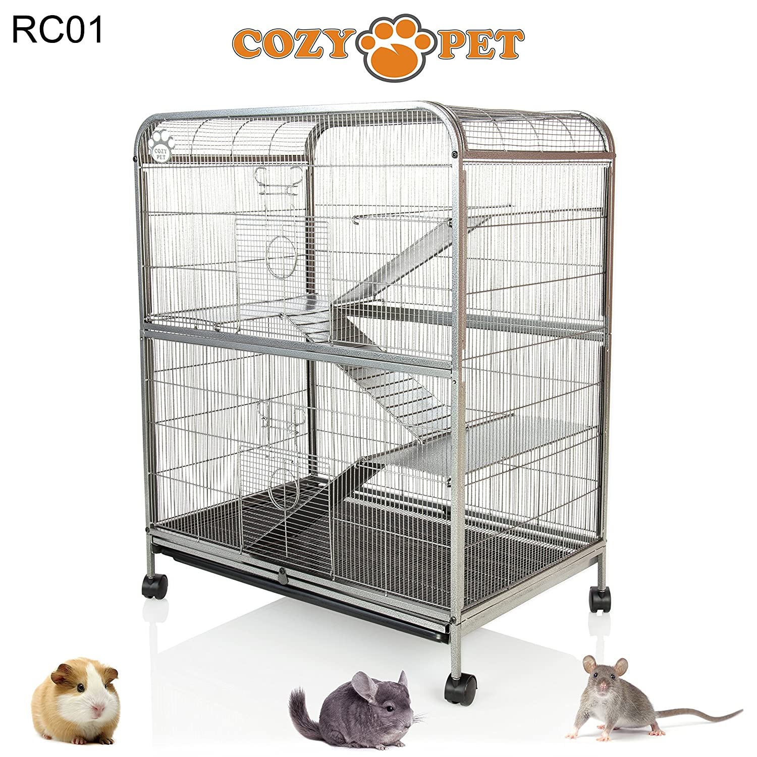 Degu cage do-it-yourself: description, device, features and reviews 77