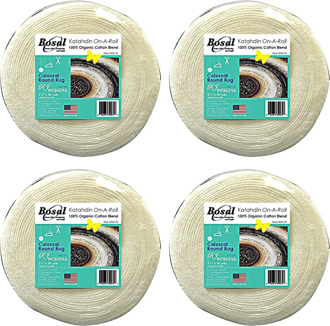 Angel Crafts /& Sewing Cotton Batting Jelly Rolls for Quilting Rugs and Bags 100/% Organic Cotton Jelly Roll Fabric Strips Quilt Batting Precuts Fabric for Quilts 2 1//2 inch by 50 Yards