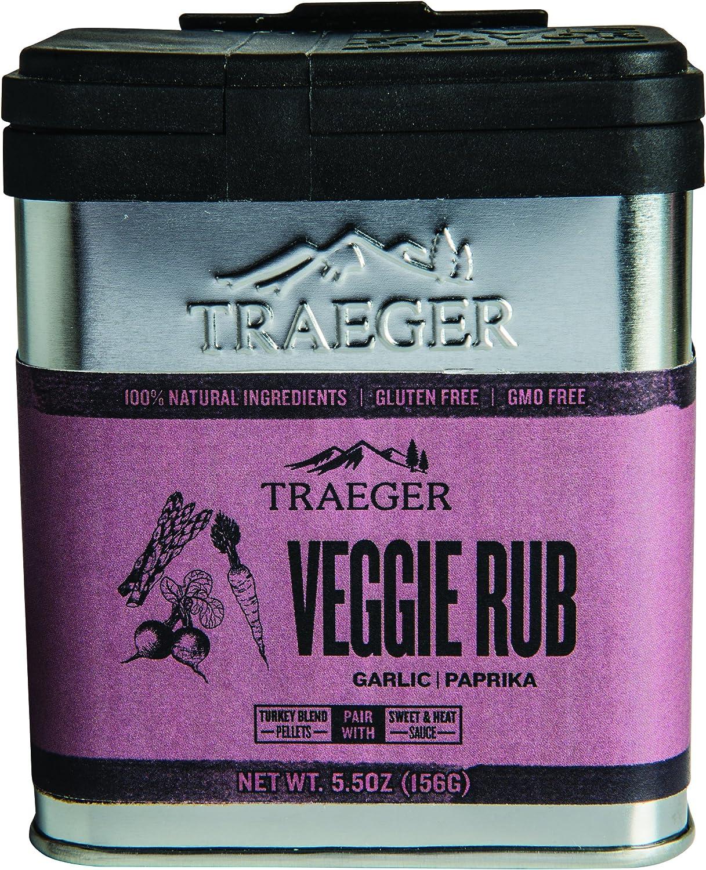 Traeger Grills SPC182 Seasoning Veggie Rub