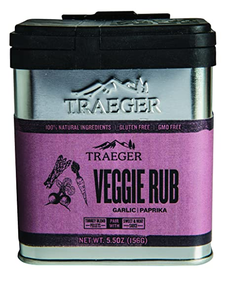 Amazon.com: Traeger parrillas spc182 condimento Veggie Rub ...