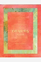 The Message Canvas Bible (Hardcover, Spring Palette): Coloring and Journaling the Story of God Hardcover