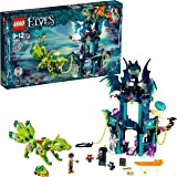 Lego Elves Noctura's Tower & The Earth Fox Rescue 41194 Playset Toy