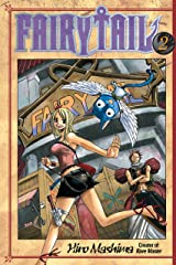 Fairy Tail Vol. 2 (English Edition) eBook Kindle